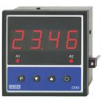 Digital indicator for panel mounting DI30