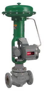 fisher control valve